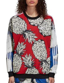 Adidas Originals Women's Boyfriend Sweatshirt by Adidas