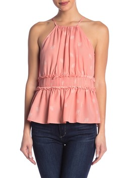 Shawnette Halter Neck Blouse by Joie