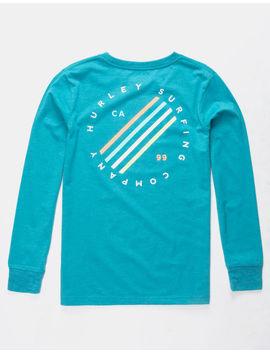 Hurley Sail Bait Boys T Shirt by Hurley