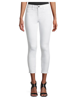 L Agence Margot High Rise Skinny Ankle Jeans by L'agence