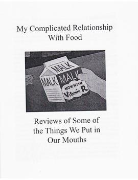 My Complicated Relationship With Food, Vol. One (Zine) by Etsy