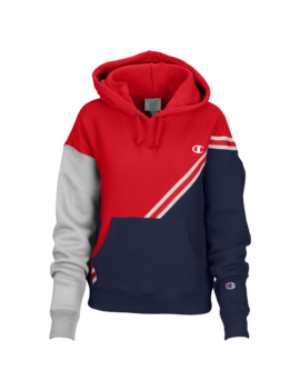 Champion Colorblock Hoodie by Champion