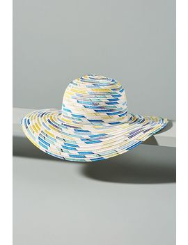 Eugenia Kim Honey Packable Sun Hat by Eugenia Kim