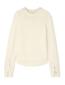 Embellished Knitted Sweater by 3.1 Phillip Lim