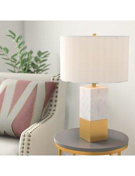 """Herrell 22"""" Table Lamp by Mercer41"""
