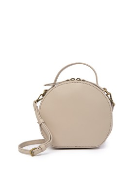 Elli Leather Circle Crossbody by Lucky Brand