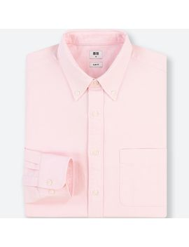 Oxford Slim Fit Shirt by Uniqlo