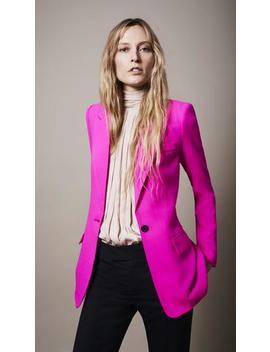 Tailored Blazer by Smythe