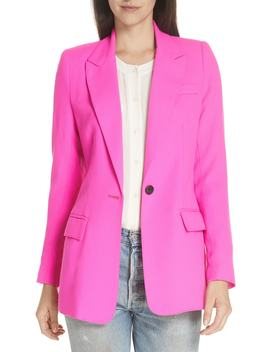 Wool Blazer by Smythe