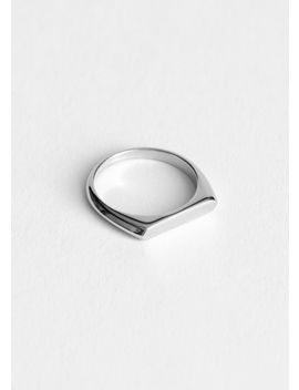 Flat Top Ring by & Other Stories