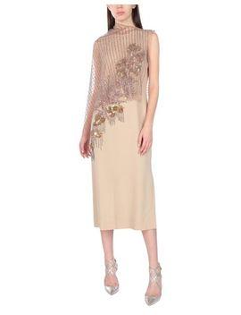 Dries Van Noten Midi Dress   Dresses by Dries Van Noten