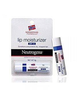 Neut Lip Moist Size .15z Neutrogena Lip Moisturizer With Spf 15 .15oz by Neutrogena