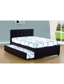 Best Quality Full Trundle Bed, Multiple Colors by Best Quality