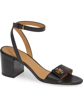 Kira Block Heel Sandal by Tory Burch
