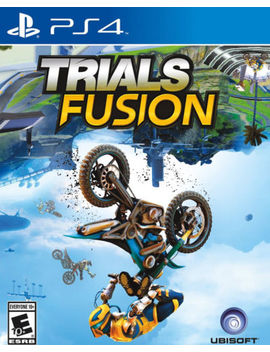 Trials Fusion Ps4 New Play Station 4, Play Station 4 by Ubisoft