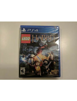 Lego The Hobbit Ps4 (Sony Play Station 4) by Ebay Seller