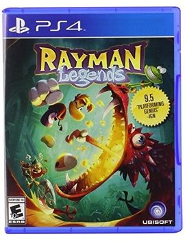 Playstation 4 Ps4 Game Rayman Legends Brand New & Factory Sealed by Playstation 4