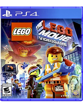 Lego Movie Videogame Ps4 New Sony Play Station 4, Play Station 4 by Warner Home Video   Games