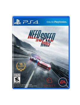 Need For Speed: Rivals Ps4 [Brand New] by Ebay Seller