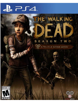 The Walking Dead Season 2 Brand New Sealed Unopened Ps Vita Game Telltale Games by Telltale Games