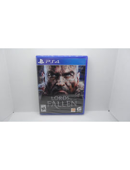 Brand New Lords Of The Fallen (Sony Play Station 4, 2014) by Ebay Seller