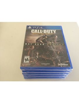 Call Of Duty: Advanced Warfare   Day Zero Edition Ps4  New by Sony Interactive Entertainment