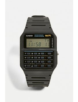 casio-calculator-watch by casio