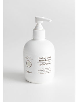 Perle De Coco Hand Lotion by & Other Stories
