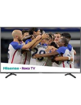 "55"" Class   Led   R7 Series   2160p   Smart   4 K Uhd Tv With Hdr   Roku Tv by Hisense"