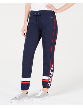 Graphic Sweatpants by Tommy Hilfiger Sport