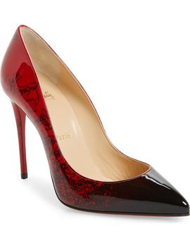 Pigalle Follies Logo Pump by Christian Louboutin