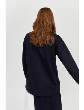 Funnel Neck Sweatshirt by Warehouse