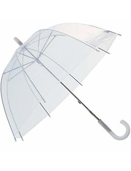 Rain Stoppers W103 Chdome 32 Inch Children's Plastic Umbrella, Clear Dome by Rain Stoppers