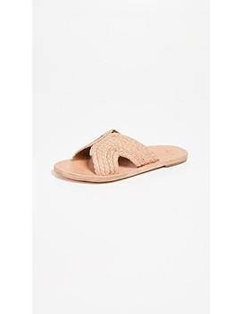 Myna Slide Sandals by Beek