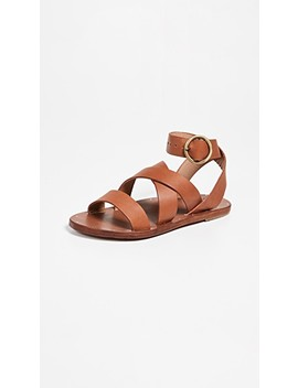 Lora Wrap Sandals by Beek