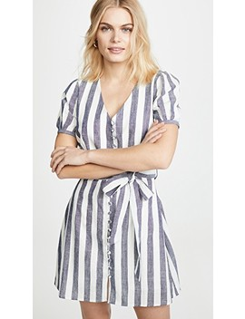 Striped Mini Dress by J.O.A.