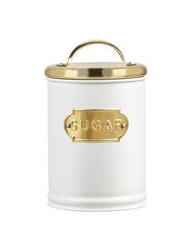 Metal 1 Qt. Sugar Jar by House Of Hampton