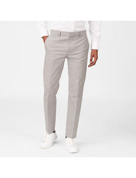 Sutton Houndstooth Dress Pant by Club Monaco