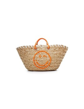 Wink Basket Tote by Anya Hindmarch