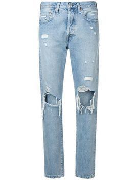 Classic Ripped Jeans by Levi's: Made & Crafted