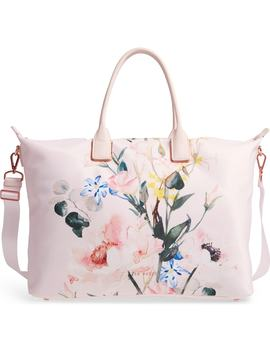 Large Edelle Elegant Crossbody Tote by Ted Baker London