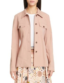 John Safari Jacket by Lafayette 148 New York