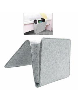 Sofa Armrest Organizer Bag Remote Control Bedside Multifunctional Book Holder by Ebay Seller