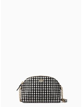 Cameron Street Houndstooth Hilli by Kate Spade