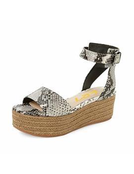 Fsj Women Chic Open Toe Platform Wedge High Heel Espadrilles Sandals Ankle Strap Casual Summer Shoes Size 4 15 Us by Fsj