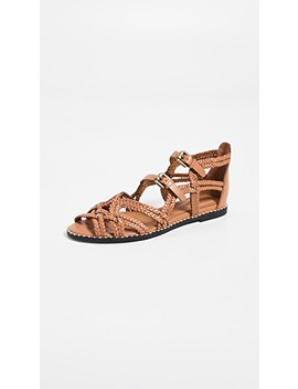 Katie Braided Sandals by See By Chloe