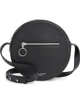 Circle Leather Crossbody Bag by Rag & Bone