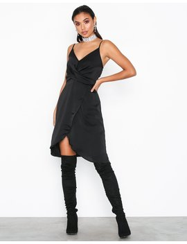 Objalisse Strap Knot Dress A Q by Object Collectors Item