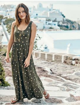 Maya Jersey Maxi Dress by Boden