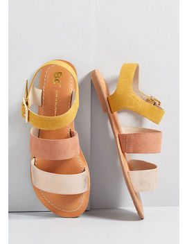 Daytime Divine Vegan Sandal by Bc Footwear